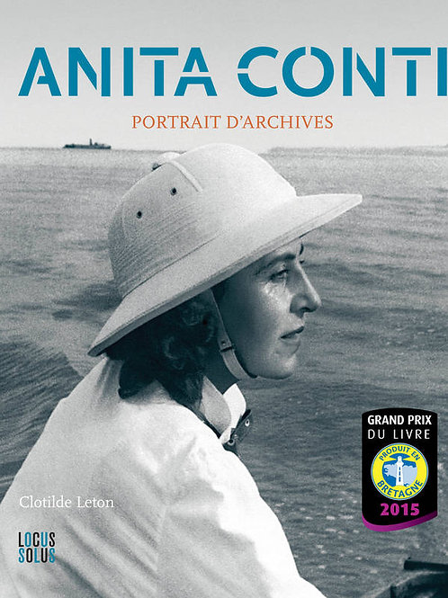 Anita Conti Portrait d'archives