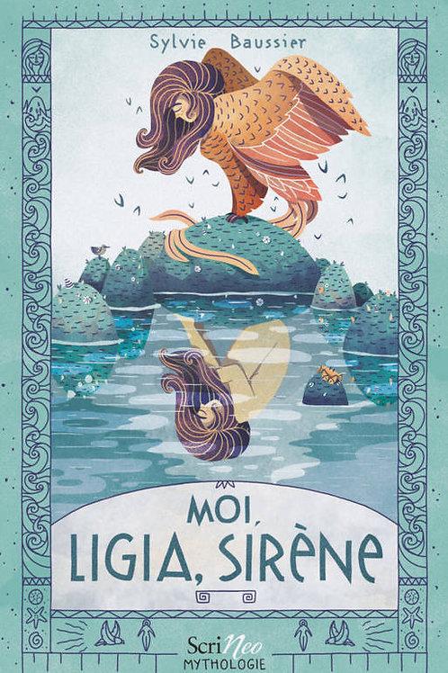 Moi Ligia. sirène