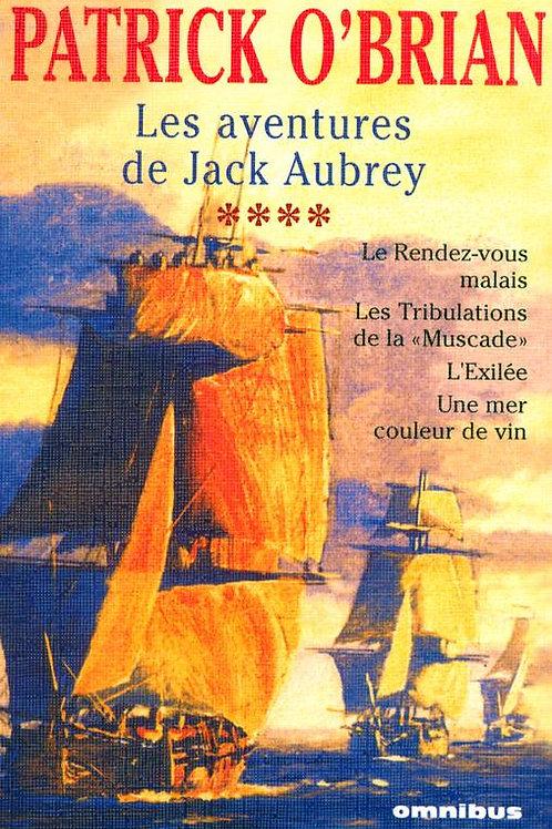 Les aventures de Jack Aubrey T4