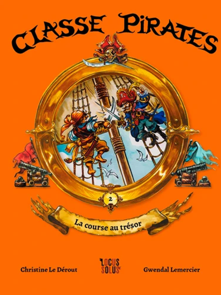 Classe pirates - la course au trésor