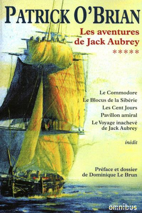 Les aventures de Jack Aubrey T5