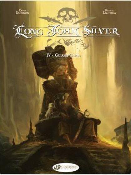 Long John Silver Anglais T4