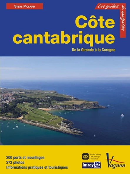 IMRAY - Côte cantabrique - De la Gironde à la Corogne