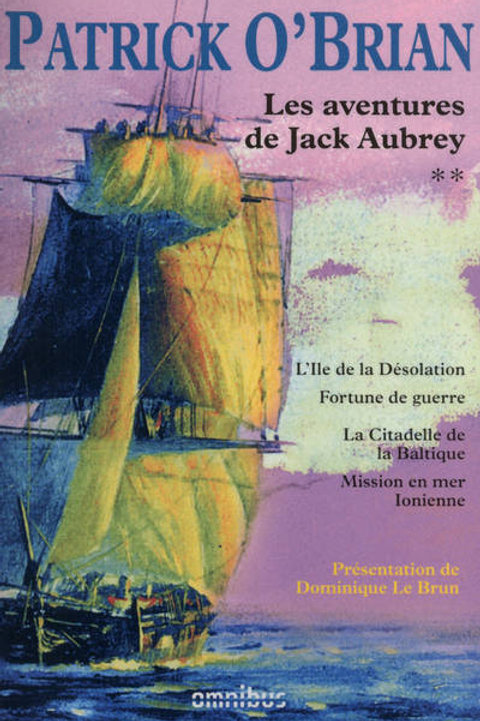 Les aventures de Jack Aubrey T2