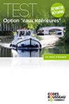 Code Rousseau Test Option «eaux intérieures»
