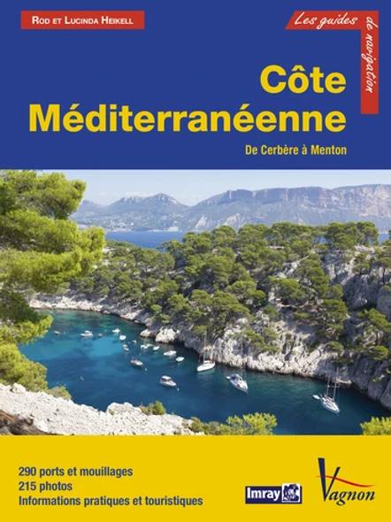 IMRAY - Côte méditerranéenne - De Cerbère à Menton