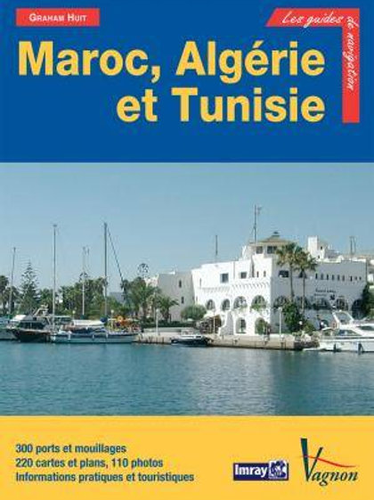 Imray - Maroc, Algerie Et Tunisie