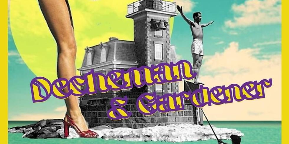 Decheman & Gardener + Régine Tonic' (dj set)