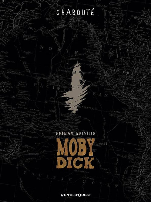 Moby Dick / coffret tomes 1 et 2