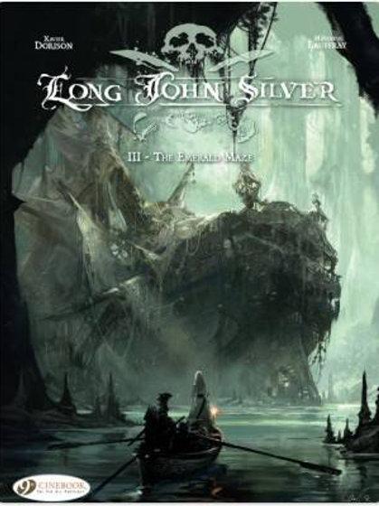 Long John Silver Anglais T3