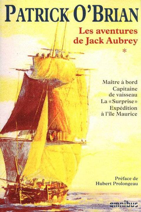 Les aventures de Jack Aubrey T1