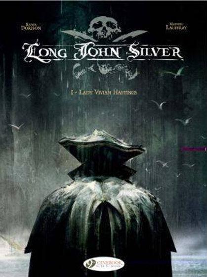 Long John Silver anglais T1
