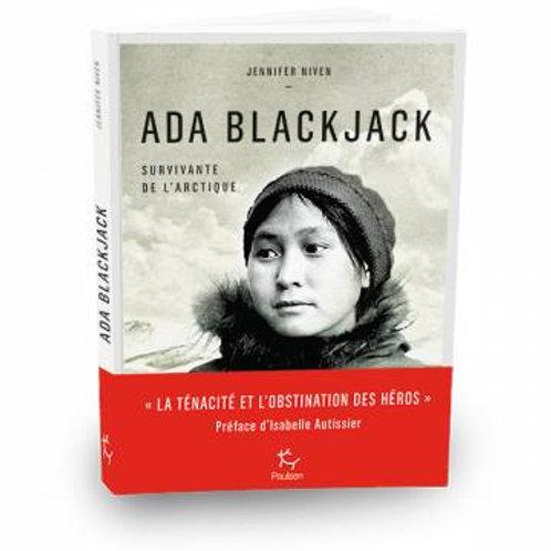 Ada Blackjack survivante de l'antarctique