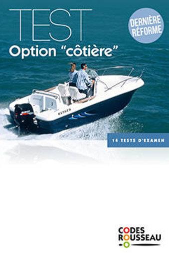 Code Rousseau Test Option Cotiere 2020