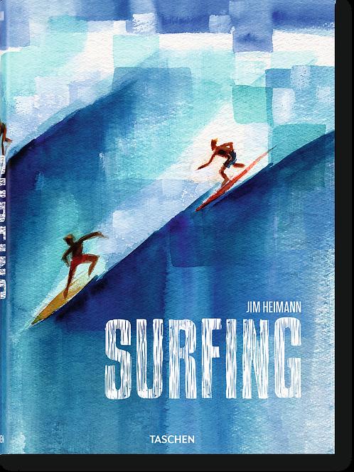 Surfing – De 1778 à nos jours