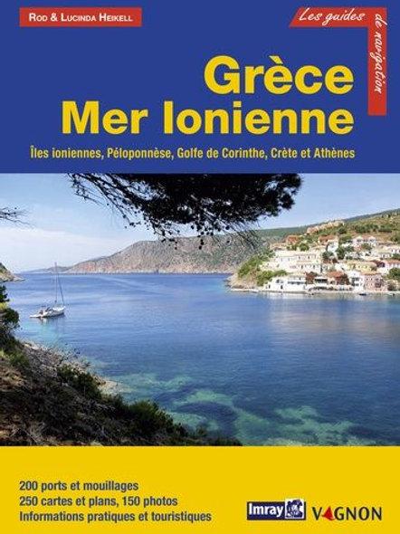 Imray - Grèce Mer Ionienne