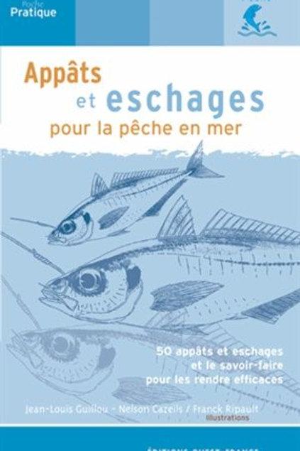 Appâts et eschages pour la pêche en mer
