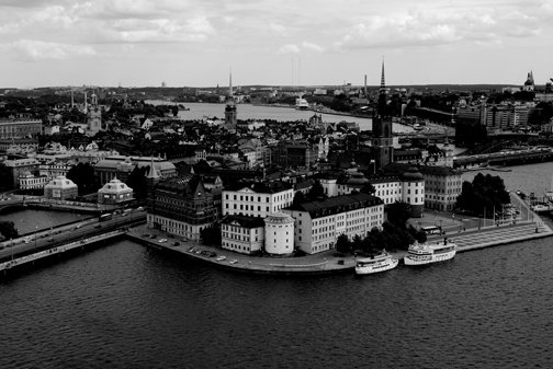 Stockholm - B122