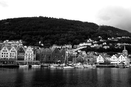 Bergen Harbor - B118