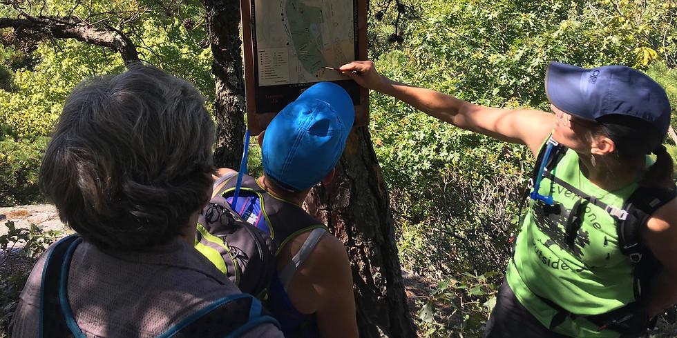 WoW Hike at Palmer-Taylor Preserve - 7/20/21
