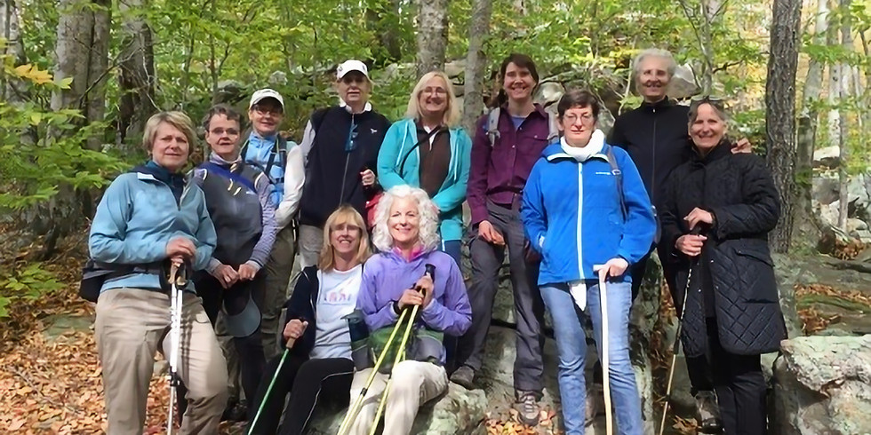 WoW Hike at Rockland & Braemore Preserves - 6/30/21