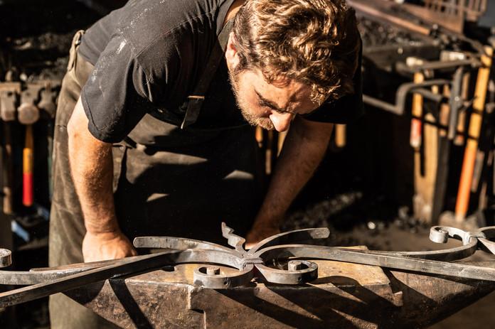 ferronnier et forgeron