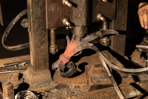 L'atelier et la forge