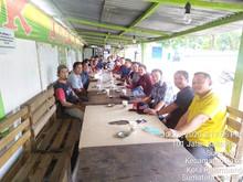 Foto bersama mitra Palembang