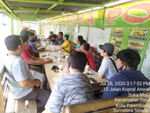 Kopdar dan Sosialisasi Kompass Palembang