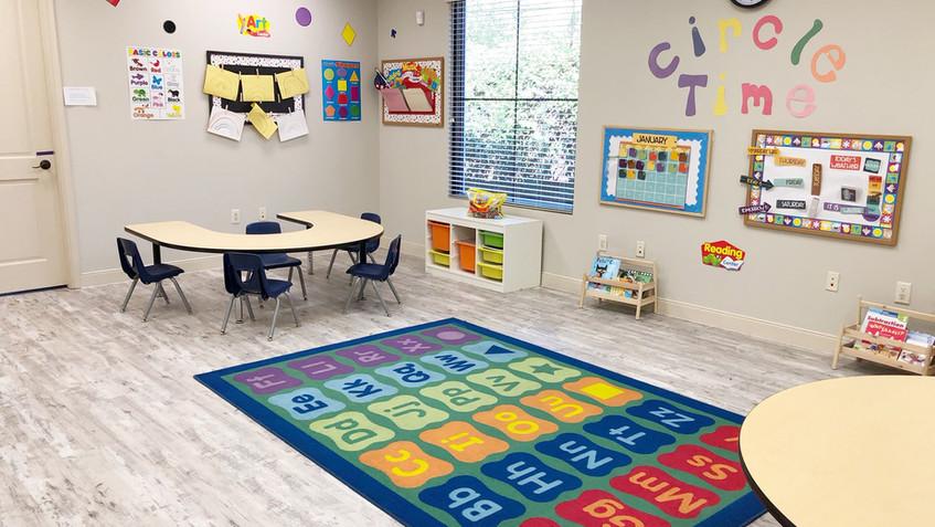 Whole Group Classroom (Missouri City)