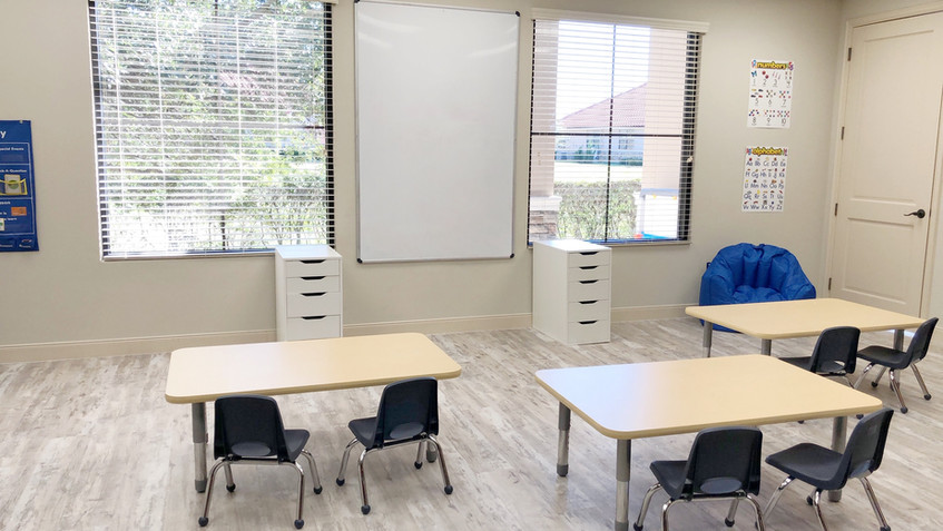 School-Age Classroom (Missouri City