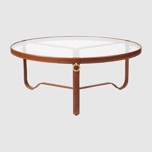 Adnet Coffee Table - Circular