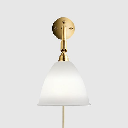 BL7 Wall Lamp - Bone China Shade
