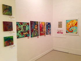 New in the Gallery, Our First Annual Group Show!