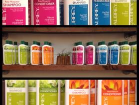 New at the Shop: Aubrey Organics Shampoos & Conditioners!