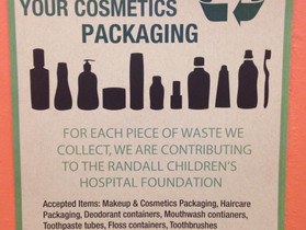 Recycle your Cosmetics Packaging!