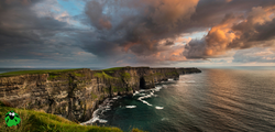 The Cliffs of Moher, The Wild Atlantic W