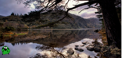 The Upper Lake, Glendalough, County Wick