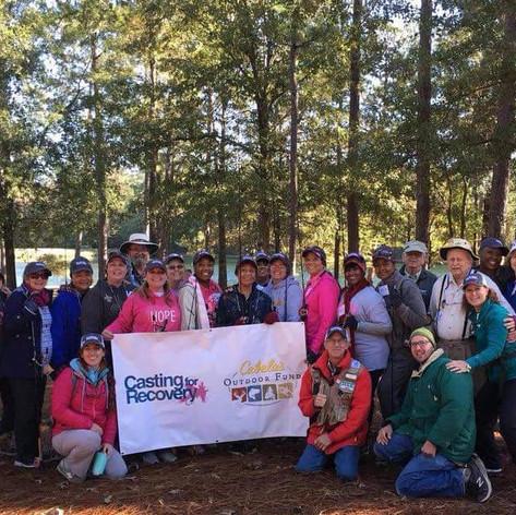 October 2017 CfR Retreat. Louisiana