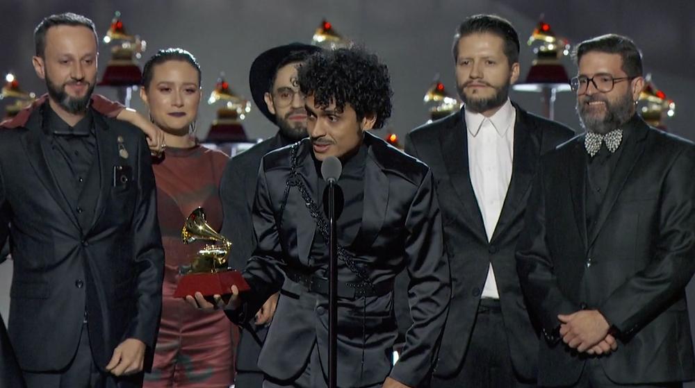 Puerto Candelaria gana Latin Grammy a Mejor album cumbia