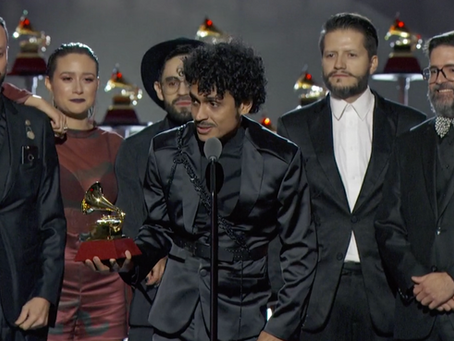 ¡Colombia celebra! Puerto Candelaria ganó Latin Grammy a Mejor Álbum Cumbia