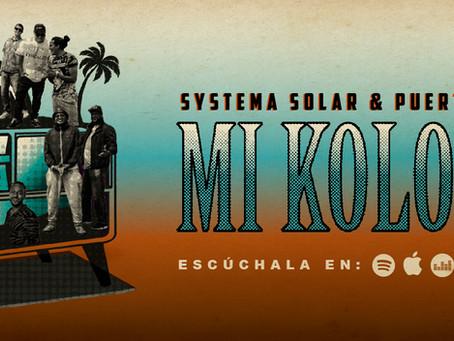"""Nos juntamos con Systema Solar y la fiesta no puede ser más grande: A bailar con """"Mi Kolombia"""""""