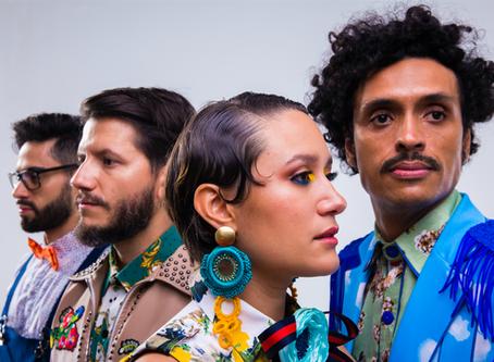 Estamos felices celebrando nuestra primera nominación a los Latin Grammy