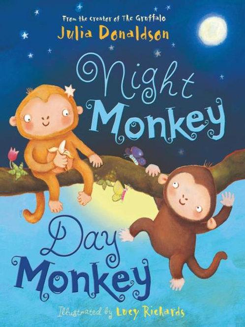 Day Monkey Night Mokey