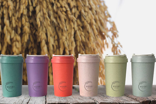 Eco-friendly travel cup - 400ml