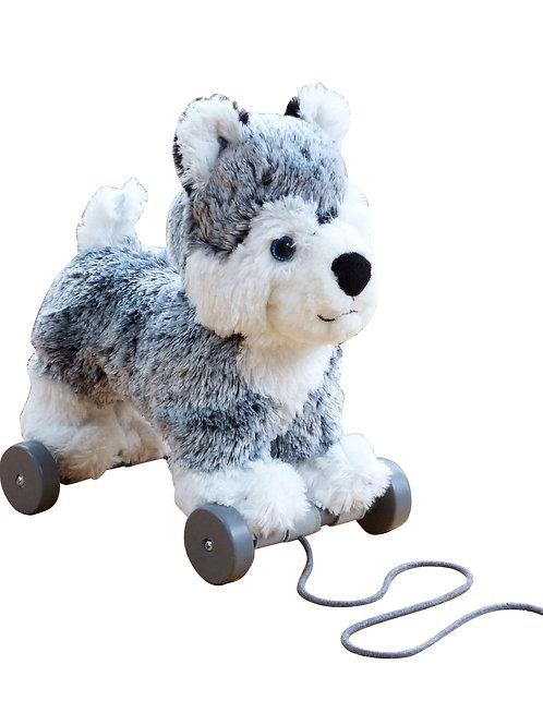 Mishka Pull Along Toy