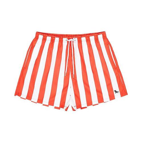 Swim Shorts - Waikiki Coral - S
