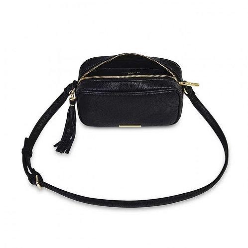 Sophia Tassel Crossbody Bag