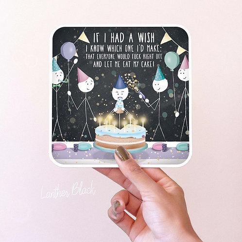Eat My Cake