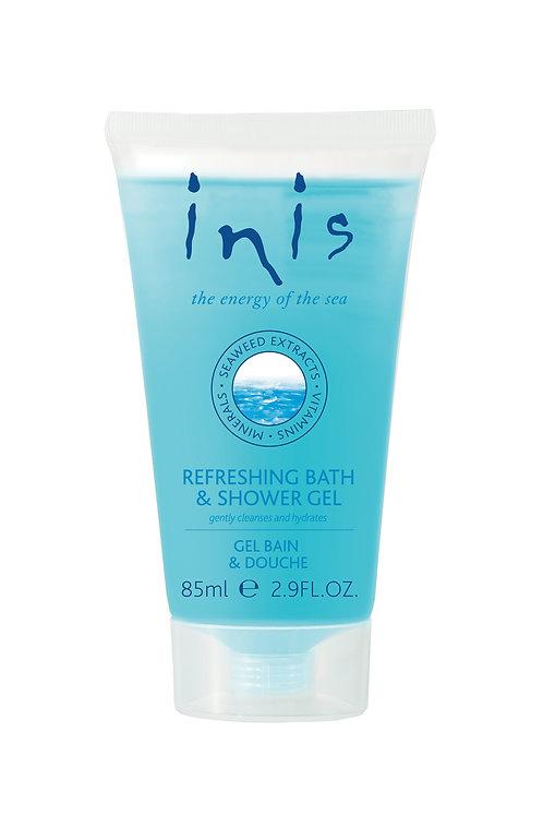 Travel Bath and Shower Gel